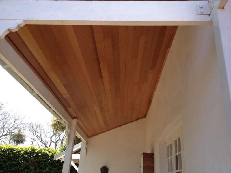 outdoor ceiling