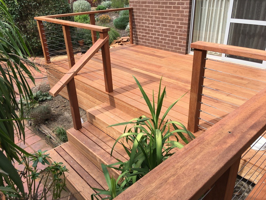 Timber Decking Ferntree Gully