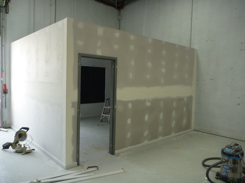 partition walls Melbourne